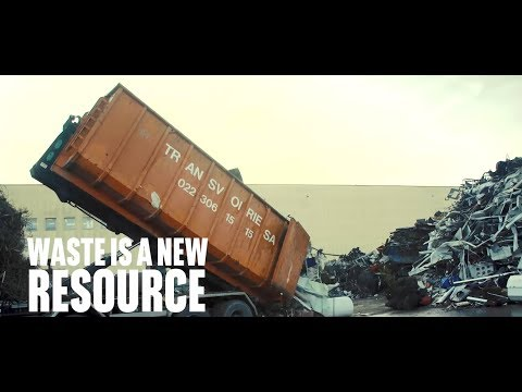 Waste is a new resource