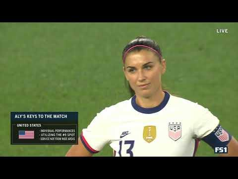 International Friendly. Women. USA - Paraguay (21/09/2021)