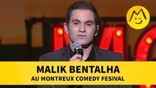 Malik Bentalha @ Montreux
