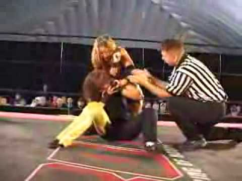 Allison Danger Vs. Lacey - YouTube