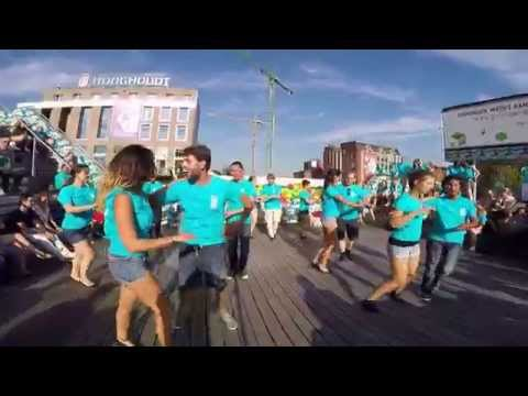 Ran Kan Kan Choreography - Plaza Danza Dance Project 2015