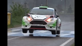 52 Rally Rias Baixas   2018   Highlights   Jumps & Show  HD 