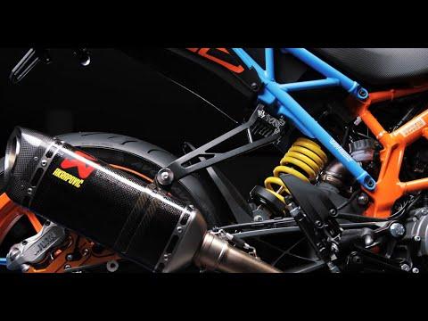 Exhaust hanger for DUKE 125 / 250 /390