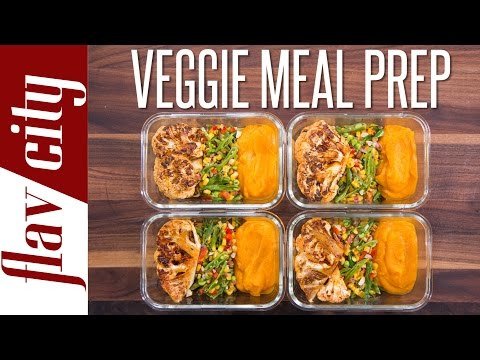 Meal Prepping Vegetarian – Epic Recipe For Vegetarians