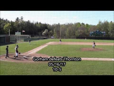 Gorham High School 2017 Season
