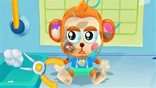 Baby Toys Repair Shop - Play With a Variety Of Repair Tools - Kids Gameplay Video