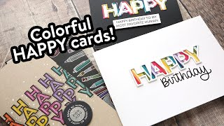 Happy Cards! NEW Simon/CZ Design Release!
