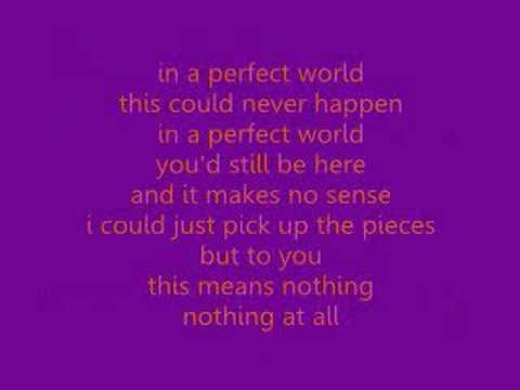 Perfect World - Simple Plan