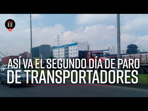 Paro de transportadores: usuarios de servicio intermunicipal, los más afectados - El Espectador