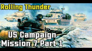 Battle of 73 Eastingish..   US Campaign Mission 7 Part 1   Call to Arms