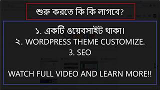 Amazon Affiliate A to Z Full HD Bangla Tutorial 2018 | আমাজন এফিলিয়েট ফুল কোর্স