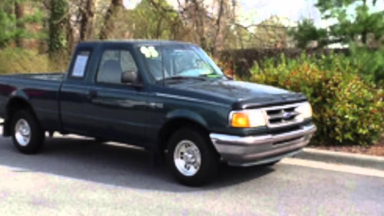 Used 1995 Ford Ranger Xlt High Point Greensboro Winston