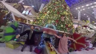 VLOG:Дубай/Самая красивая елка/Световое шоу/Фараоны в Wafi Mall/Встретить Санту