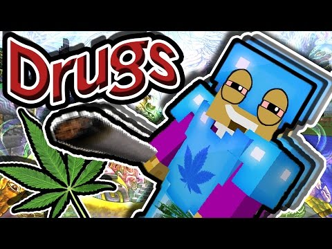 Drugs In Minecraft (Drug Factions)