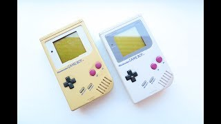Let's Refurb - Faulty eBay Game Boys!
