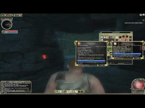 10 minutes of Dungeons and Dragons Online