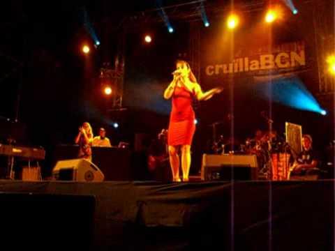 Mala Rodriguez Memorias del futuro 050909 Barcelona Festival Cruilla
