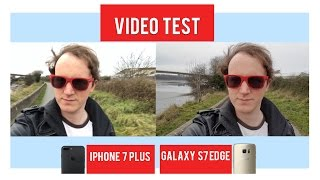 iPhone 7 Plus Camera VIDEO Test VS Galaxy S7 - Who is King?