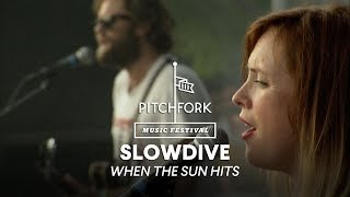 "Slowdive perform ""When the Sun Hits"" - Pitchfork Music Festival 2014"