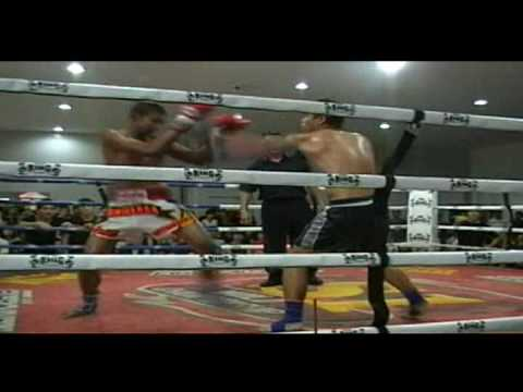 Singapore Muay Thai Tournament - 31Jan10 - Hilltop...