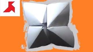 Смотреть видео гадалка сделать из бумаги