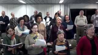 Homenagem ao malandro (Ópera do Malandro) - Coral Fundap
