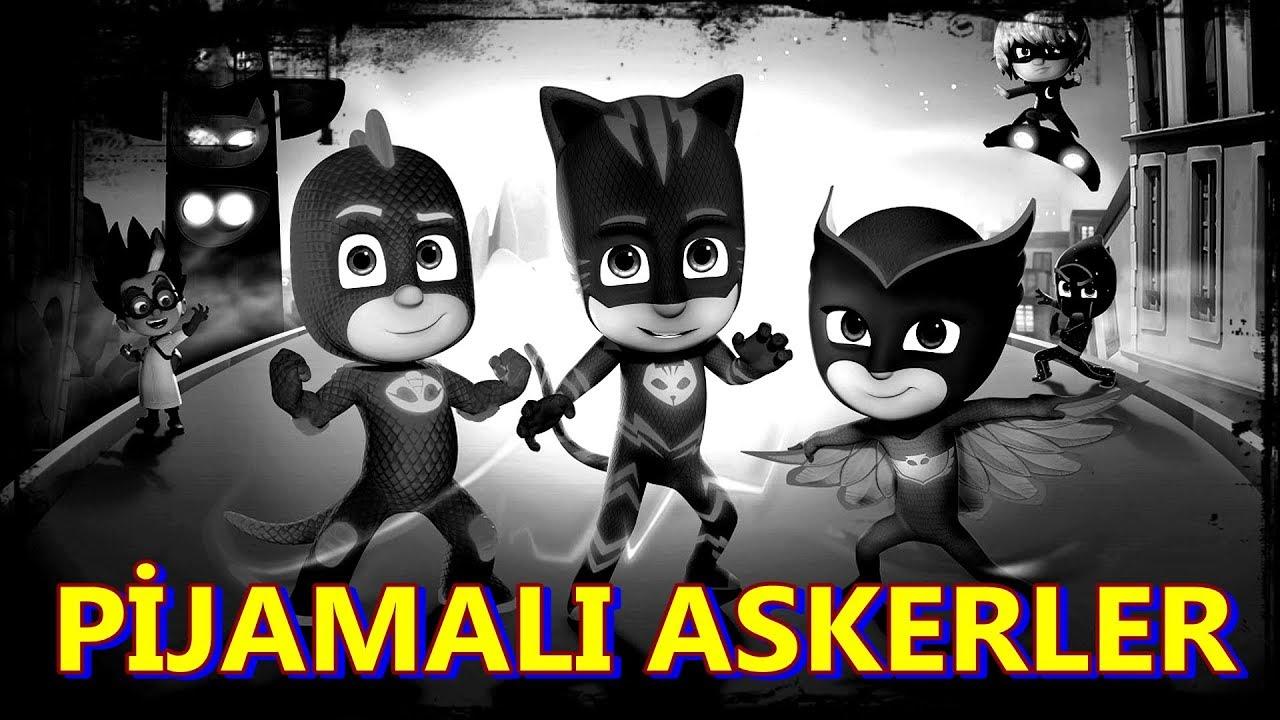 Pijamali Askerler çizgi Film 4 Hd Youtube