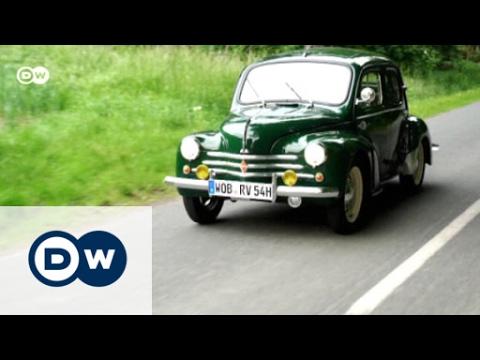 Chic: Renault 4CV | Motor mobil