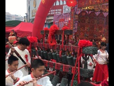 Teochew中國最大的民俗文化節,唐宋時期的民族音樂,竟然在這裡傳承百年沒有消失
