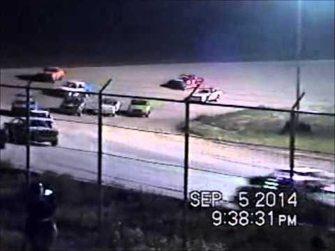 Southwest Speedway Pure Stocks 9-5-14