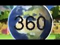Minecraft 360° Walk [first test]