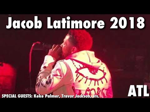 Jacob Latimore 2018 Performance in Atlanta  FULL VIDEO  Keke Palmer, Trevor Jackson, etc.