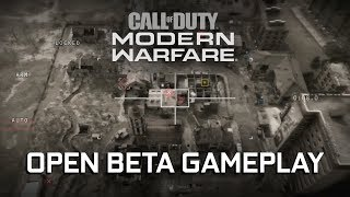 Call of Duty: Modern Warfare | PC Open Beta MP Gameplay - Captured on GeForce RTX