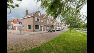 Te koop: leuke hoekwoning aan de Schuitvaartgracht 1 te Vlissingen.