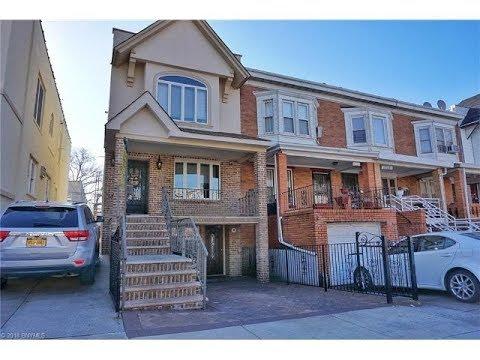 Sold! 1722 Bay Ridge Pkwy, 2 Family Home in Bensonhurst, Brooklyn, NY
