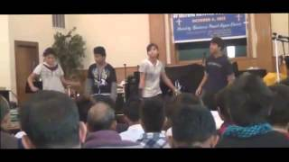 Hindi Christian Song teri jai ho yeshu dance