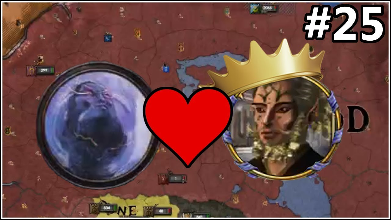 Elder Kings Mod #25 - Crusader Kings 2 - Beautiful Boethia