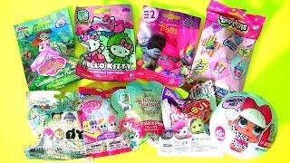 blind bags collection tsum tsum shopkins trolls lol dolls hello kitty by funtoys