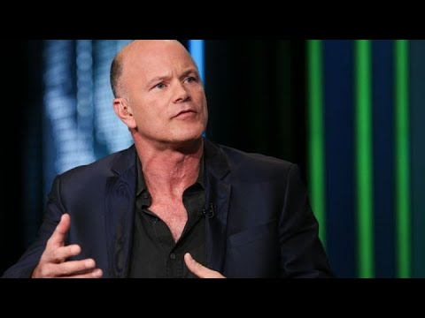 Bitcoin Will Beat Out Other Cryptocurrencies To Become Digital Gold, Says Galaxy Digital's Novogratz