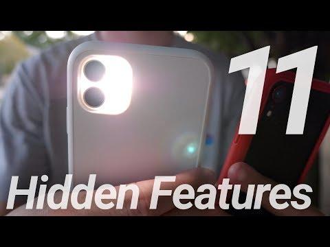 IPhone 11 \u0026 11 Pro Hidden Features! New Apple Secrets