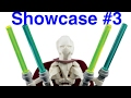 Showcase #3 General grievous from set 7255 RARE