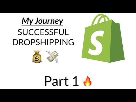 Journey To Successful Dropshipping (Part 1) thumbnail