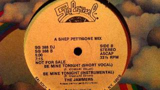 The Jammers-Be mine tonight (Instrumental)
