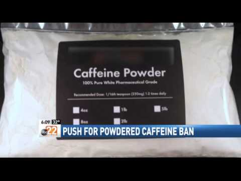 Lawmakers Pushing For FDA Regulation on Powdered