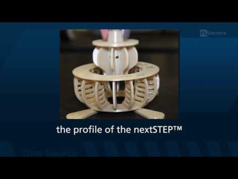 FLSmidth® nextSTEP™ rotor/stator design for forced-air flotation technology