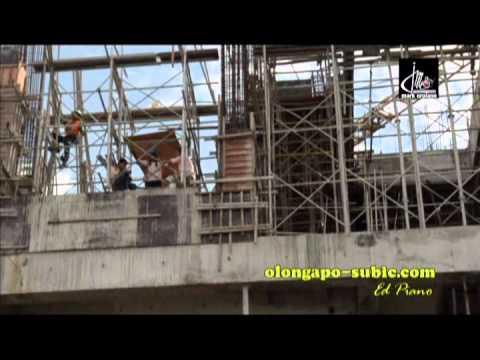 Olongapo City - SM in the Making (Part 4) Sep-Nov 2011