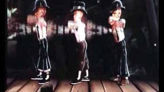 A Michael Jackson Tribute of Smooth Criminal using Ragdoll Kung Fu