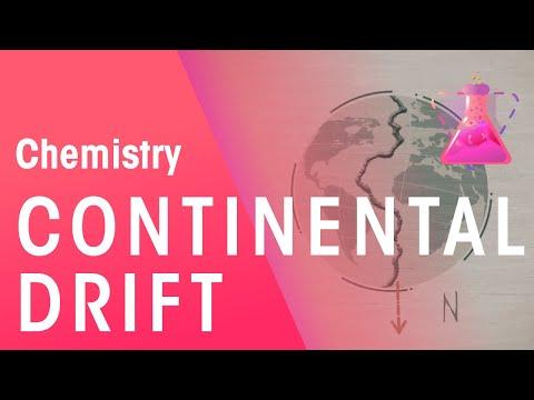 Continental Drift: Wegener's Theory | Chemistry for All | FuseSchool