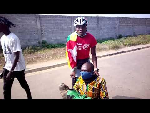 Download EFOE FLUBERT , le jeune qui a fait le tour du #Togo en montrant l'importance du ROLLER