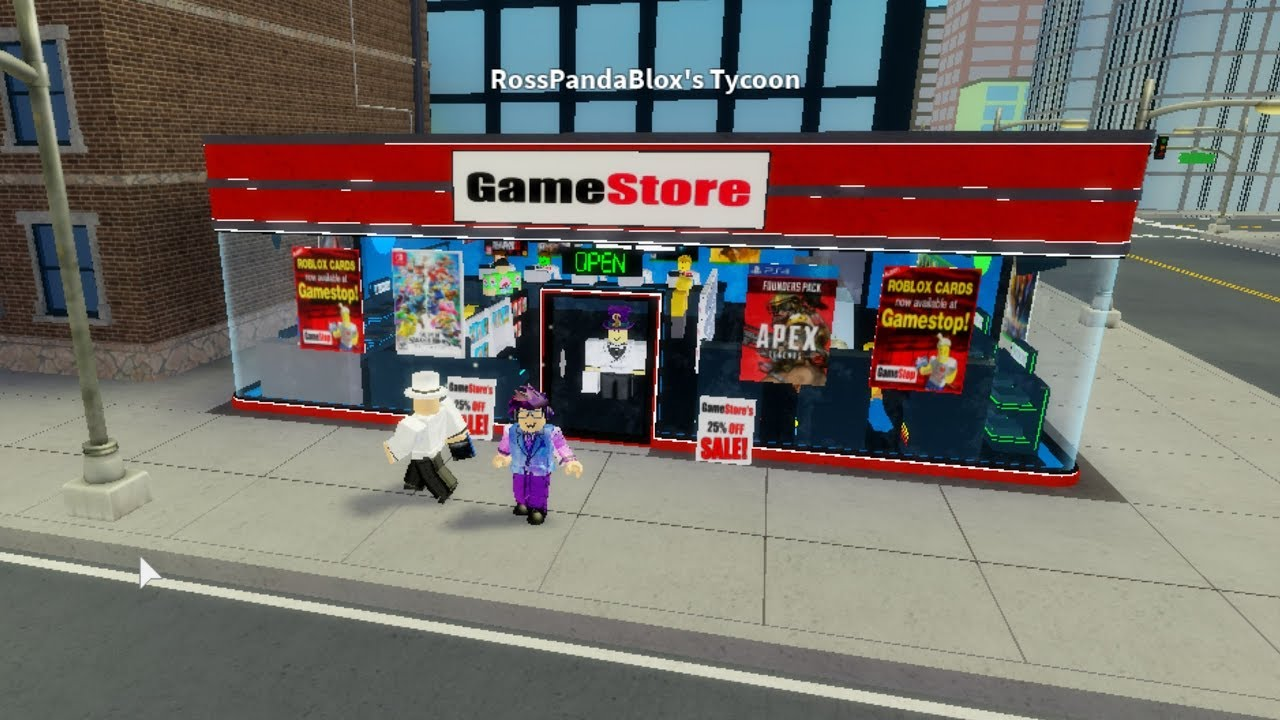 Level 4 Store Tycoon Upgrade Game Store Tycoon Roblox
